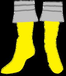 SMF Yellow Heels F
