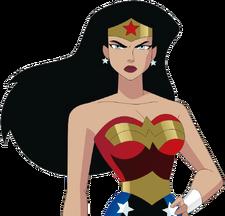 Wonder Woman DCAU 2
