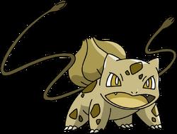 001 Bulbasaur AG3 Gold
