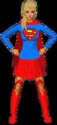 Supergirl Alpha 2