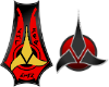 Klingon Ceremonial Banner IMVU