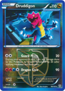 Druddigon PS94 Holo