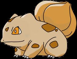 001 Bulbasaur OS1 Bronze