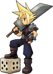 Cloud Strife IS
