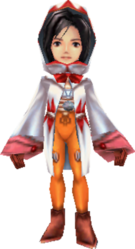 Sarah FFIX White Mage Field