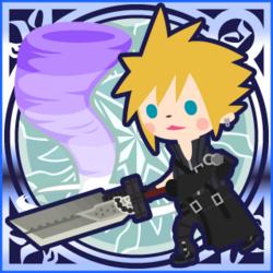Cloud Strife Finishing Touch SSR+ L