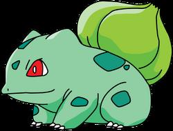001 Bulbasaur OS1