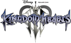 Kingdom Hearts III Title