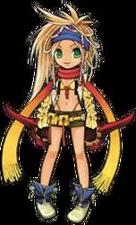 Rikku Itadaki