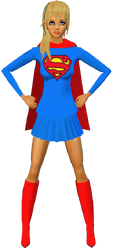 Supergirl Alpha 8