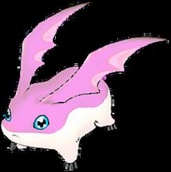 Patamon Bandai Pink