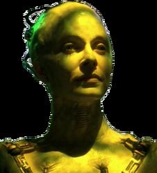 Borg Queen Voyager