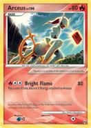 Arceus Flame A-AR3