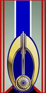 Bajoran Minister Banner