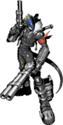 Beelzemon (Re-Digitize) Bandai