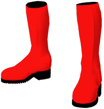 Supergirl Alpha Boots1
