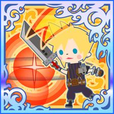 Cloud Strife Braver SSR+