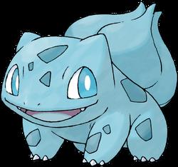 001 Bulbasaur Crystal