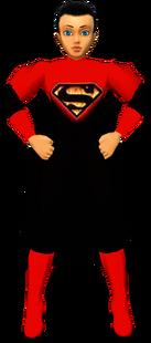 BlkFire Superman