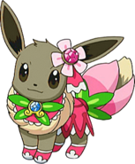 Shiny Eevee Stage Clothing