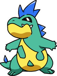159 Croconaw OS Shiny