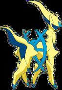 Arceus Splash5 Shiny