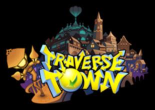 Traverse Town Logo KH3D