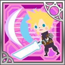 Cloud Strife Blade Beam R+