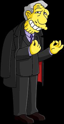 Don vittorio wiki les simpson springfield fandom - Tout les personnage des simpson ...