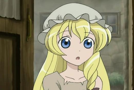Shoujo Cosette Fantine From Shoujo Cosette
