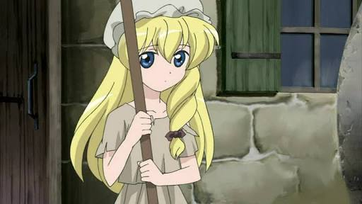 Younger cosette