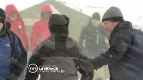 Leverage - Working Atop a Mountain