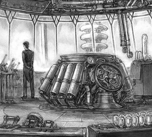 тесла машина википедия