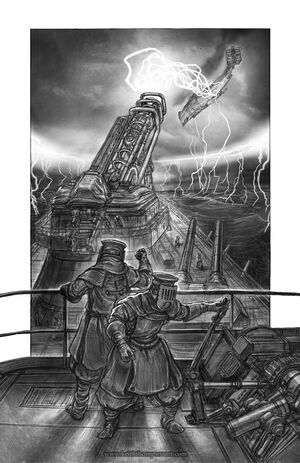Teslacannon