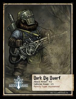 Dark Dig Dwarf