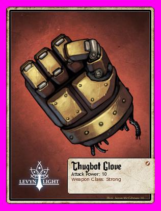 Thugbot Glove