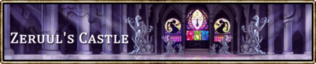 Location banner Zeruul's Castle