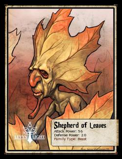 Shepherd of Leaves
