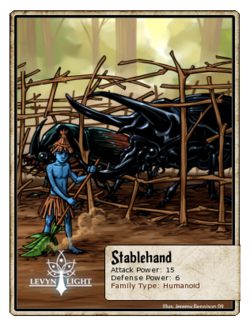 Stablehand