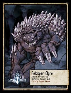 Feldspar Ogre