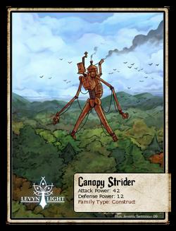 Canopy Strider