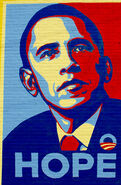 Houston Obama mural