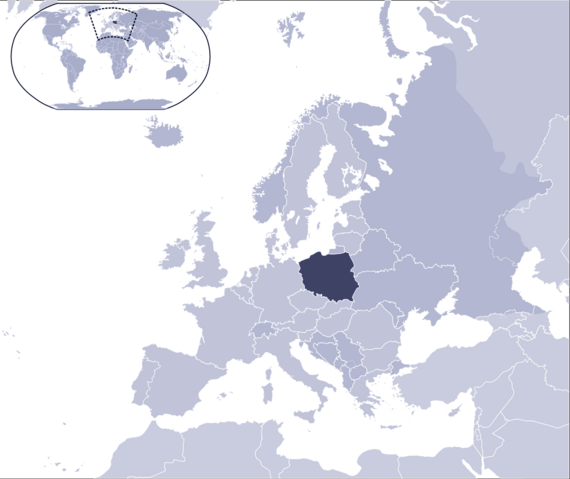 File:Where is poland located.png