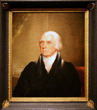James Madison, Fourth President (1809-1817)