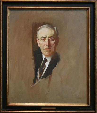 File:Thomas Woodrow Wilson, Twenty-eighth President (1913-1921).jpg