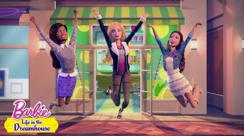 Barbie Life In The Dreamhouse Attention Shoppers