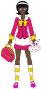 Itty-Kitty Real Life Uniform