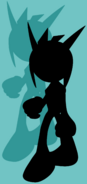 Crystal Silhouette