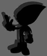 Venice Lightning Suit Silhouette3