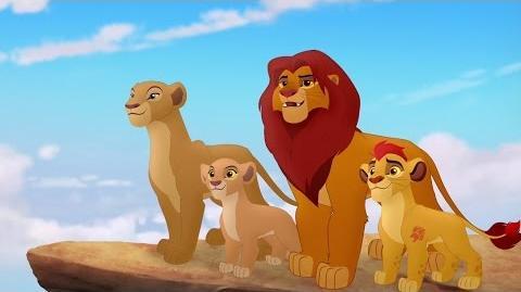 Lion Guard Kiara & Kion find Udugu Ending The Trail to Udugu HD Clip